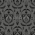 Barock Stil Vektor Muster