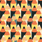 Pencil Army Pattern Design