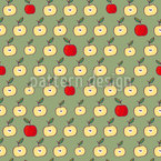 Apple Times Repeat Pattern