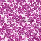 Elegante Fleur-De-Lis Nahtloses Muster