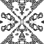 Filigrane Verzierungen Muster Design