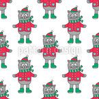 Lovely Cat Design Pattern