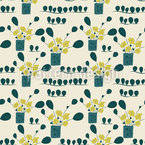 For The Small Ones And The Big Ones Seamless Vector Pattern Design