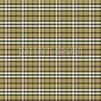 Traditional Scottish Tartan Vector Design