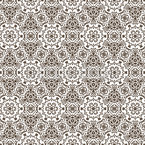 Dapper Lace Seamless Vector Pattern Design