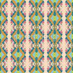 エスノボルデュレ シームレスなベクトルパターン設計