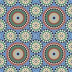 リヤドモザイク シームレスなベクトルパターン設計
