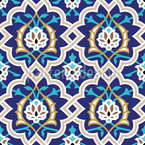 Ancient Arabesque Pattern Design