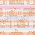 Chateaux Repeat Pattern