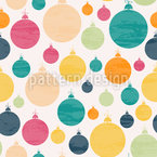 Christmas Tree Decoration Design Pattern