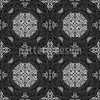 To Be Pernickety Pattern Design