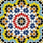 アリヤドインフェズ シームレスなベクトルパターン設計