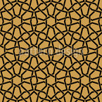 Circle Lattice Pattern Design