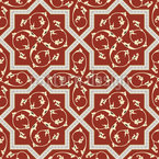 Medieval Splendor Seamless Vector Pattern Design