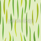 Blades Of Grass Seamless Vector Pattern