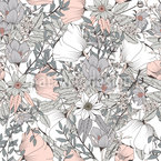 Botanical Gifts Seamless Pattern
