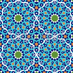 Moorish Connections Vector Pattern