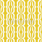 Curved Ornaments Design Pattern