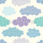 Happy Clouds Vector Design