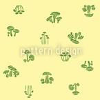 Pilz Suche Vektor Design