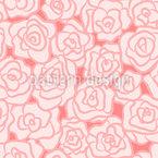 Flower Of Love Pattern Design