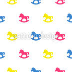More Than Cute Seamless Vector Pattern Design