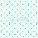 Vintage Winter Deko Nahtloses Vektor Muster