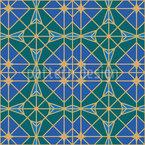 Himmlische Konstellationen Muster Design