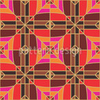 Edgy Retro Design Pattern