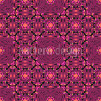 Floral Visions Seamless Vector Pattern Design