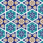 Moorish Star Vector Ornament