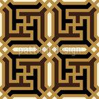 モンゴル宮廷にて シームレスなベクトルパターン設計