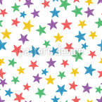 Doodle Birthday Stars Repeat