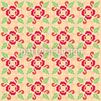 In Gradmas Kitchen Seamless Vector Pattern Design