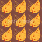 Gifts Of Autumn Pattern Design
