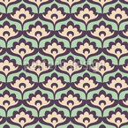 A Bless Of The Past Pattern Design
