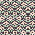 過去の祝福 シームレスなベクトルパターン設計