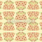 Bambus Beige Nahtloses Vektor Muster