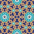 Maroc traditionnel Motif Vectoriel Sans Couture