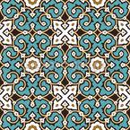 Klassische Arabesken Nahtloses Vektormuster