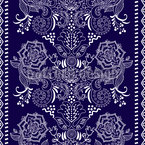 Floral Lace Design Pattern