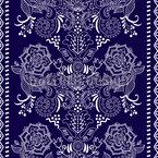 Florale Spitze Designmuster