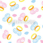 Marry Me Seamless Vector Pattern Design