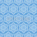 Lace Snowflake Simplicity Design Pattern