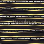 Continuous Stripes Vector Pattern