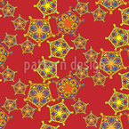 Orientalische Geschenke Vektor Design