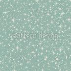 Winterlicher Sternenhimmel Vektor Design