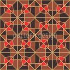 Schokoladengeometrie Designmuster