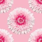Blumengrüße Nahtloses Vektormuster