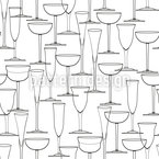 Cheers Seamless Vector Pattern Design